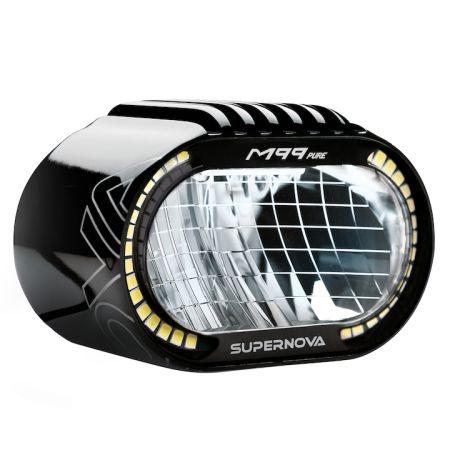 supernova m99 pure 25 km h e bike beleuchtung online. Black Bedroom Furniture Sets. Home Design Ideas