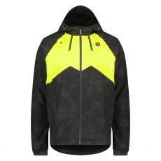 Commuter Winter Rain Hi-Vis Reflection Jacke